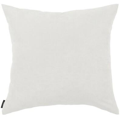 Albani Poszewka na poduszkę Monaco biały, 50 x 50 cm