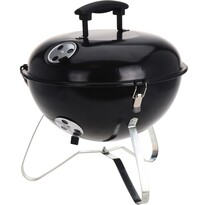 Grătar BBQ Gril Monterrey, negru, diam. 34 cm