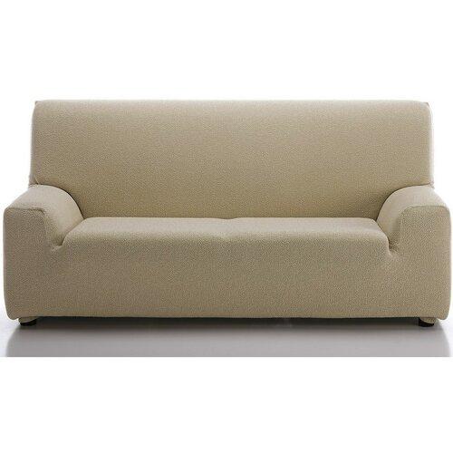 Multielastický potah na sedací soupravu Petra béžová, 240 - 270 cm
