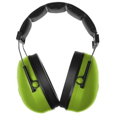 Fieldmann FPS 4001 profesionální ochranná sluchátka zelená