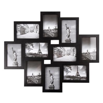 Ramă foto Sultan pentru 10 fotografii,neagră