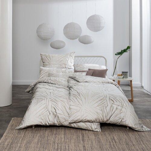 Lenjerie de pat din satin Stella Ateliers Josef, 135 x 200 cm, 70 x 90 cm