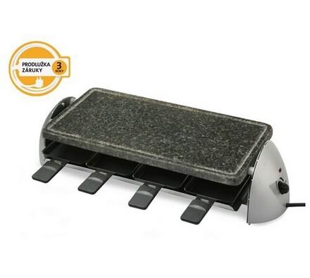 Raclette gril, ETA, 7159 90000, černá, 16,5 x 54 x 21 cm