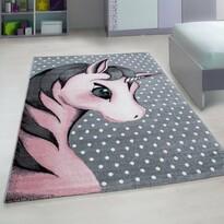 Kids 590 pink gyermek darabszőnyeg, 80 x 150 cm