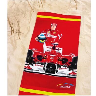 Osuška Ferrari Alonso, 75 x 150 cm