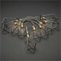Lampki dekoracyjne LED  Latarenki, srebrny