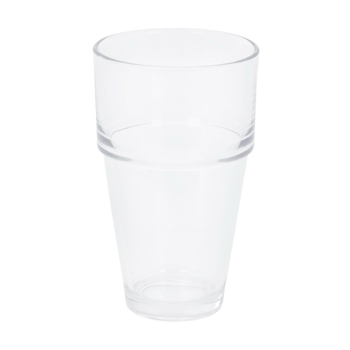 Excellent Houseware 6dílná sada sklenic, 370 ml