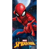 Osuška Spiderman moon, 70 x 140 cm