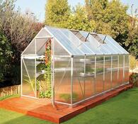 skleník LanitPlast Mythos 6 x 10  185 x 310 x 209 cm