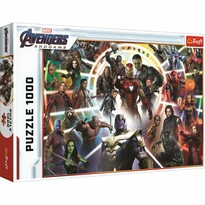 Trefl Puzzle Avengers Endgame, 1000 dílků