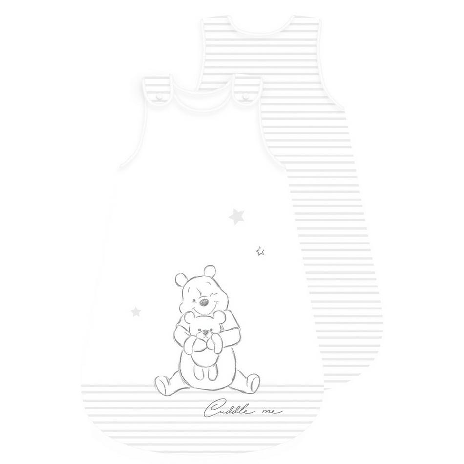 Herding Dětský spací pytel Medvídek Pú, 45 x 90 cm