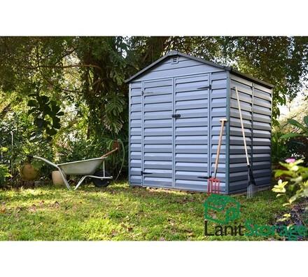 Zahradní domek SkyLight 6 x 8, šedá