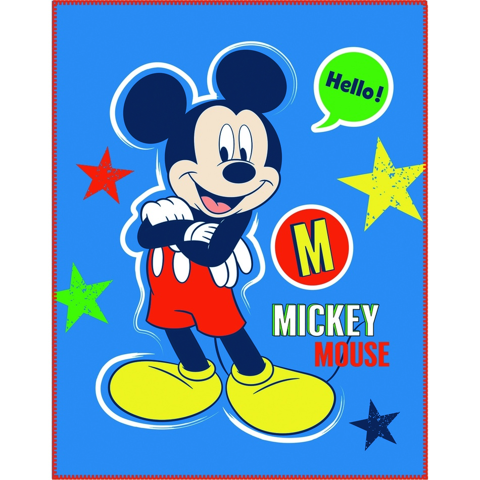 CTI deka Mickey Mouse Expression 40x40 cm