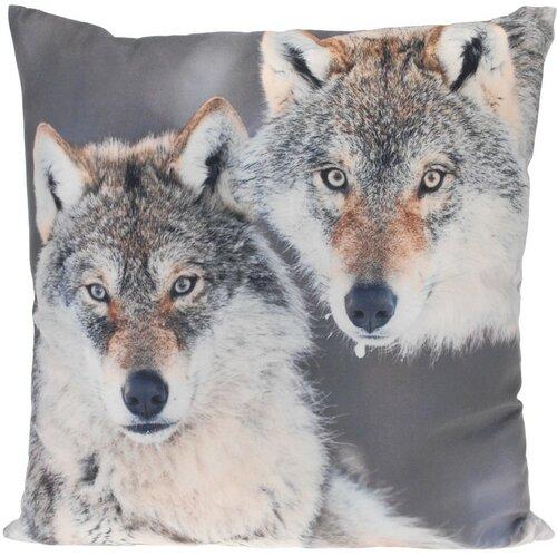 Polštářek Wolves, 45 x 45 cm