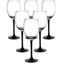 Orion Sada pohárov na víno ONYX 0,33 l, 6 ks