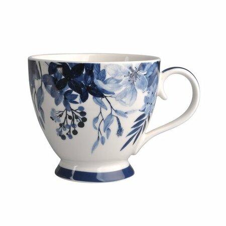 Altom Porcelánový hrnek Infinity Blue, 400 ml