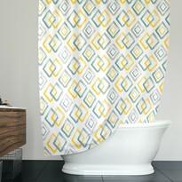 Csempe zuhanyfüggöny, 180 x 200 cm