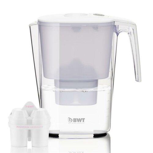 Filtrácia vody BWT SLIM MEI 3,6 l biela