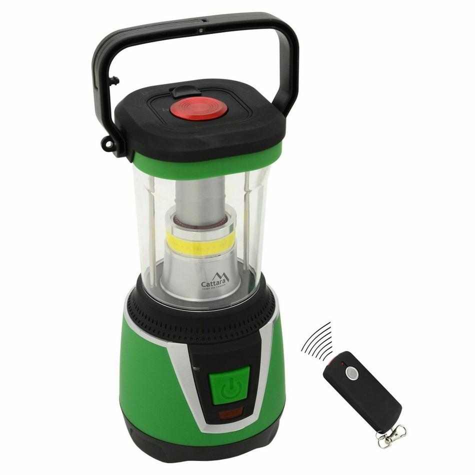 Svítilna na dálkové ovládání Cattara LED 300lm 13150