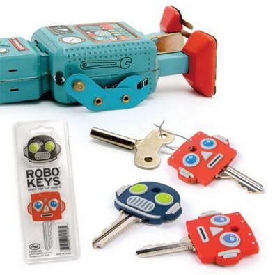 Rozlišovače na klíče robot