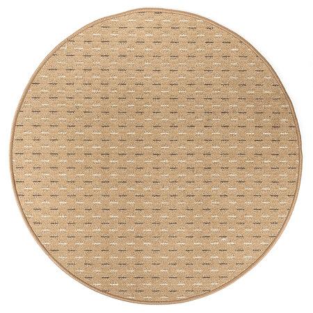 Kusový koberec Valencia béžová, 120 cm