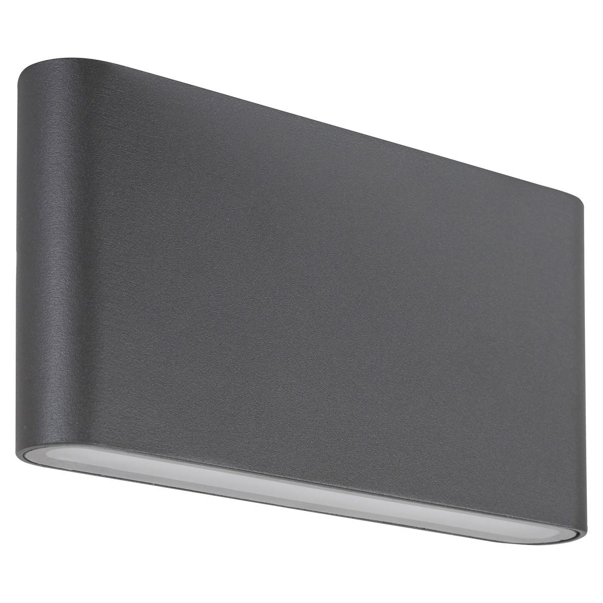 Rabalux 7952 Nesna Venkovní LED nástěnné svítidlo, černá