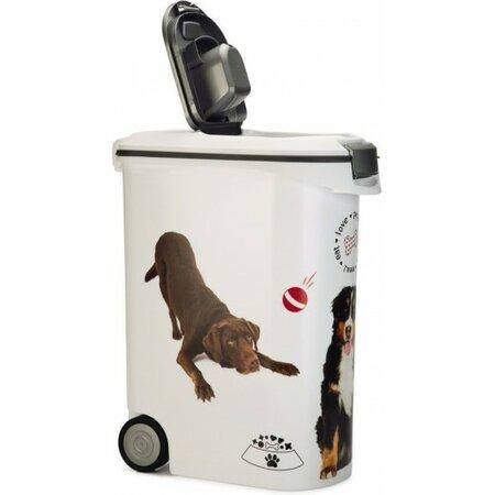 Curver 03906-L29 konténer kutyatáphoz 20 kg