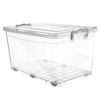 Orion Plastový úložný box na kolečkách, 50 l