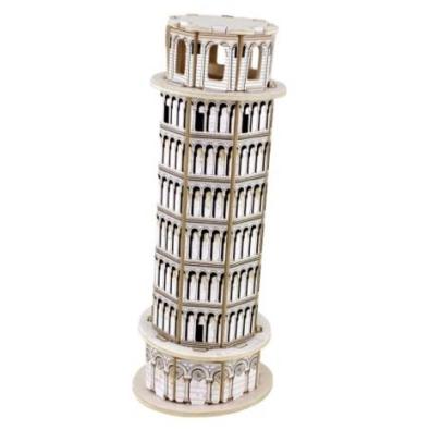 VOG Educa 3D puzzle dřevěné Mini Monuments