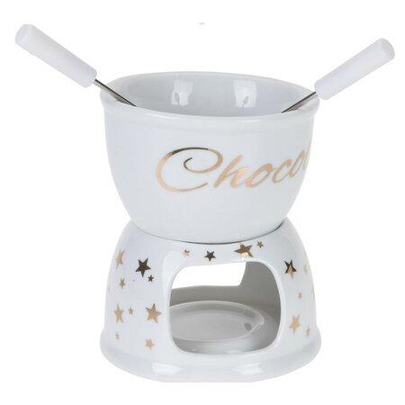 Koopman Set na čokoládové fondue Stars