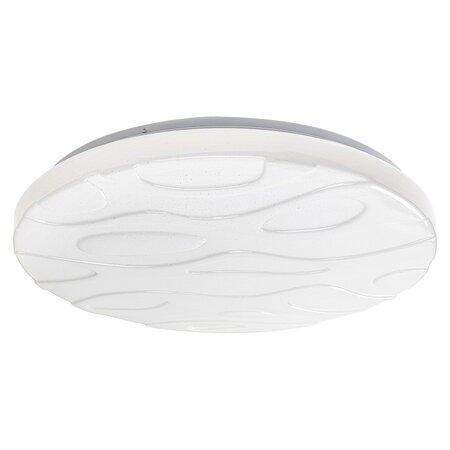 Rabalux 1507 Mason Stropné LED svietidlo biela, pr. 43 cm