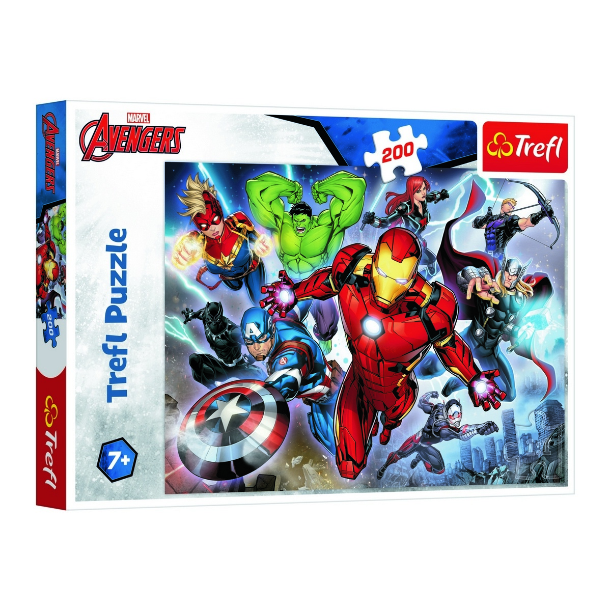 TREFL Avengers 200 dílků