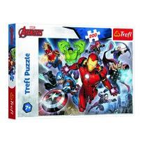 Trefl Puzzle Avengers, 200 dielikov
