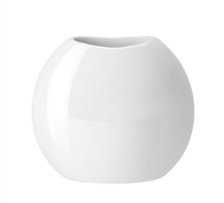 ASA Selection váza Moon 23 cm bílá