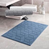 Matějovský márkájú Adria fürdőszobaszőnyeg, kék, 50 x 80 cm