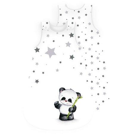 Sac de dormit Herding Fynn Star Panda, pentru copii, 45 x 70 cm