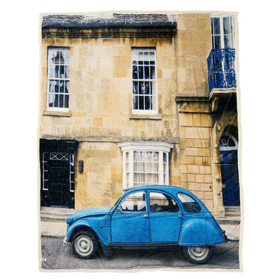 Deka Vintage, 150 x 200 cm