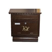 Poštová schránka Antika ST104, 39 x 44 cm