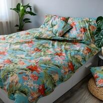 Bavlnené obliečky Jungle, 140 x 200 cm, 70 x 90 cm, 40 x 40 cm