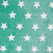 Deka Light sleep New Stars Mint, 150 x 200 cm