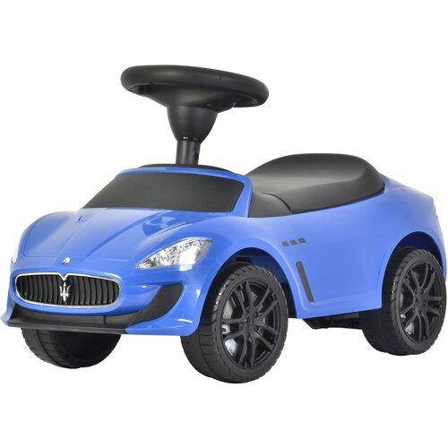 Buddy Toys BPC 5132 Odrážadlo Maserati Grand Cabrio, modrá