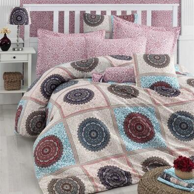 Homeville Bavlnené obliečky Zahara, 220 x 200 cm, 2x 70 x 90 cm, 2x 50 x 70 cm