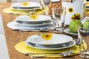 Banquet Sunny 18 darabos étkészlet