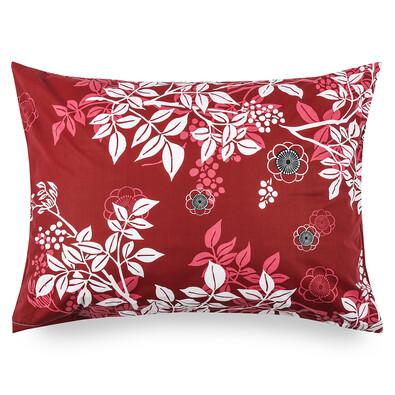 Povlak na polštářek Molly červená, 50 x 70 cm