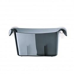 Držák s přísavkou Miniboks černá