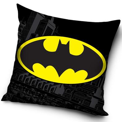 Polštářek Batman 8002, 40 x 40 cm