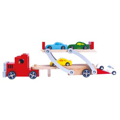 Bino Camion cu maşinuţe