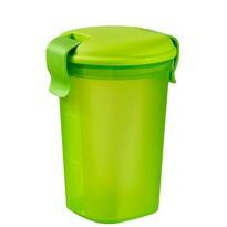 Cană picnic Curver LUNCH&Go 0,6 l, verde