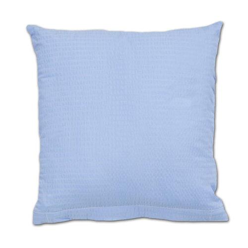 Kvalitex povlak na polštářek krep modrá