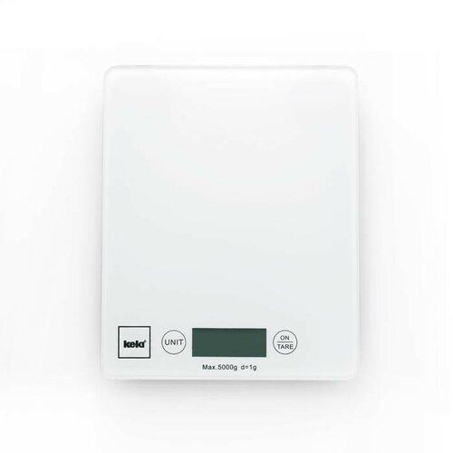 Kela Váha kuchyňská digitální 5 kg PINTA, bílá